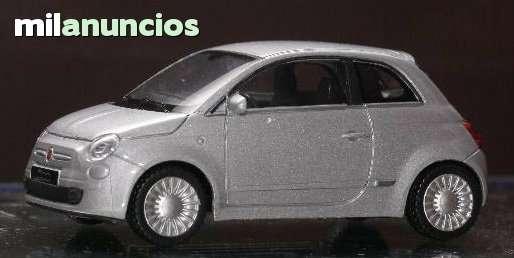 Fiat 500 Escala 1:43 De Welly En Caja