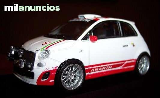 Abarth 500 Rally R3T  Modificadas Las Ru