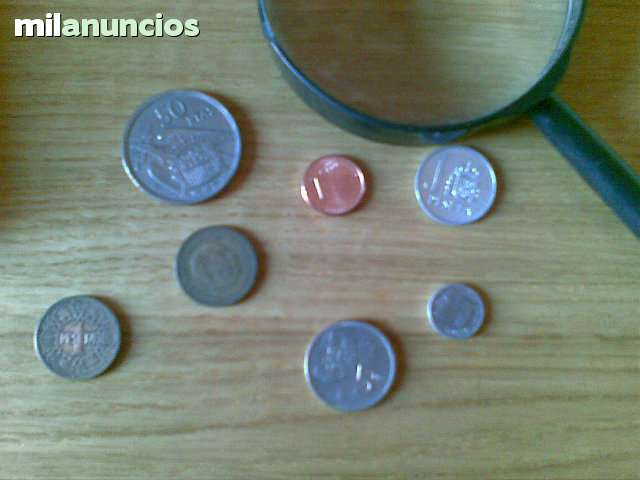 Monedas Estado Español Y Juan Carlos I