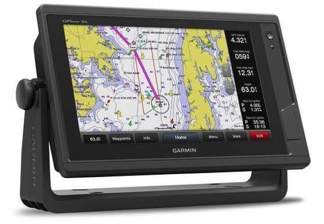 GPS PLOTTER GARMIN GPSMAP 722