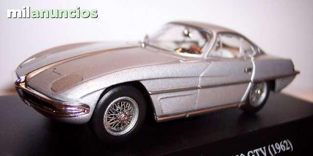 Lamborghini 350 Gtv 1962 Escala 1:43 De