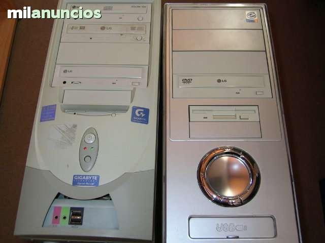 PIEZAS DE 3 PC Y 1 PORTATIL - foto 2