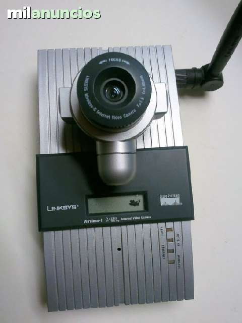 WEBCAM LINKSYS WVC54G - foto 2