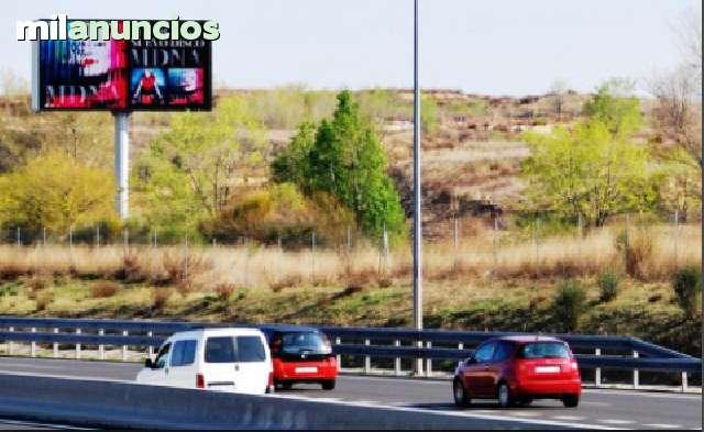 MONOPOSTES Y MONOLITOS,  ROTULOS OLMEDO - foto 2