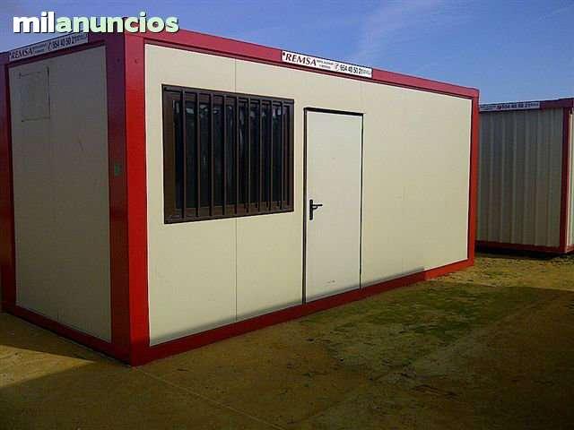 Modulos Prefabricados En Sevilla