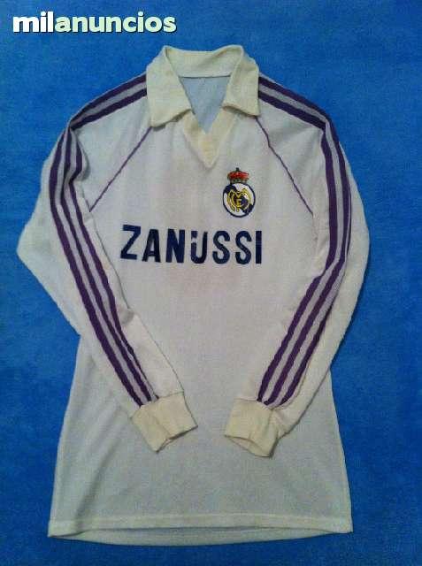 Camiseta Real Madrid Antigua