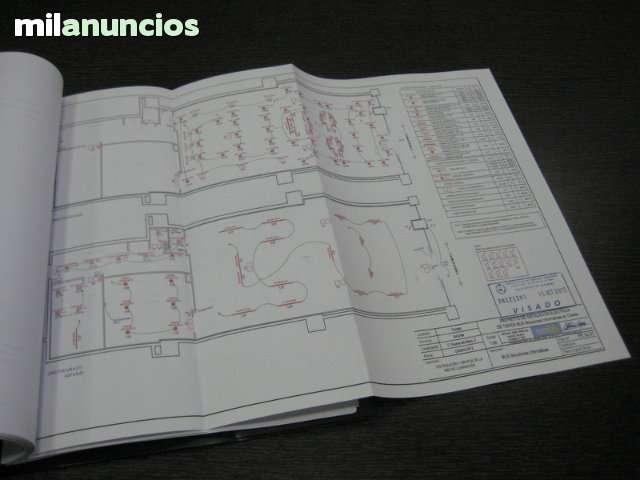 PROYECTOS ELECTRICOS - MEMORIAS PARA O. C. A.  - foto 1