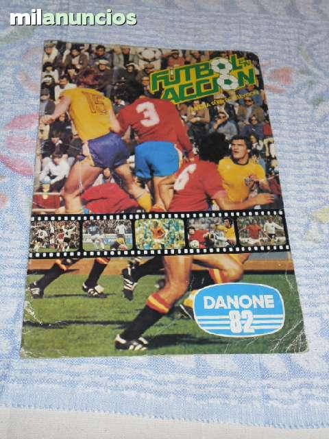 Album De Cromos De Futbol De Danone