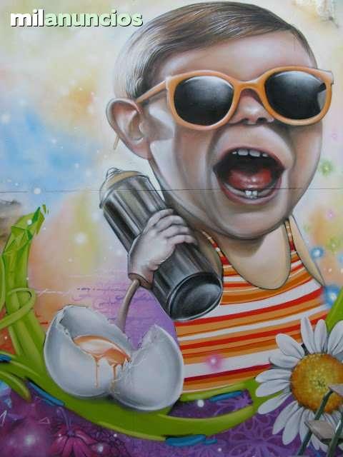PINTOR GRAFFITI MURAL - GASICPAINTER. COM - foto 6