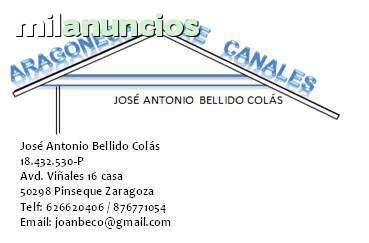 ARAGONESA DE CANALES 380 - foto 9