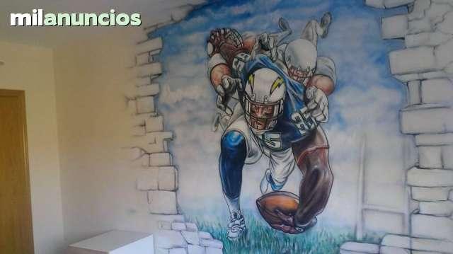 GRAFFITI Y MURALES EN VALENCIA - foto 9