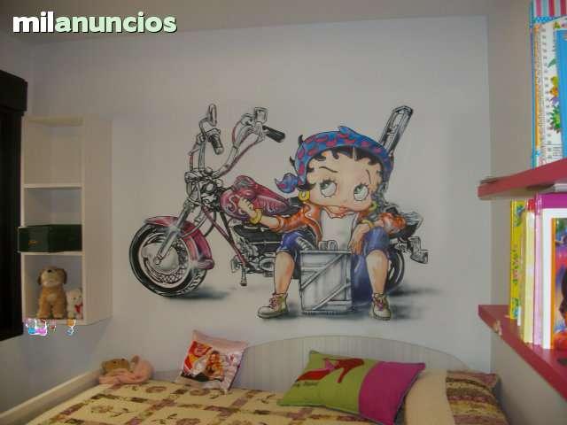 GRAFFITI Y MURALES EN VALENCIA - foto 8