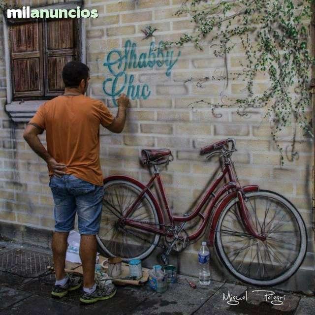 GRAFFITI Y MURALES EN VALENCIA - foto 1