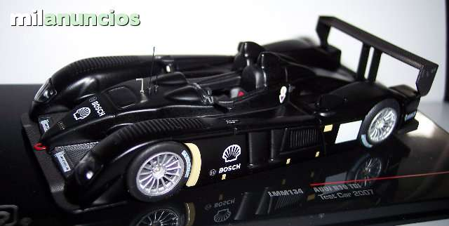 Audi R10 Tdi Test Car 2007 Escala 1:43 D