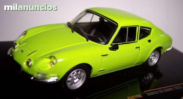 Simca Cg Coupe 1973 Escala 1:43 De Ixo E