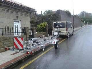 TRANSPORTE DE BARCOS,  MOTOS,  COCHES ETC.  - foto 9