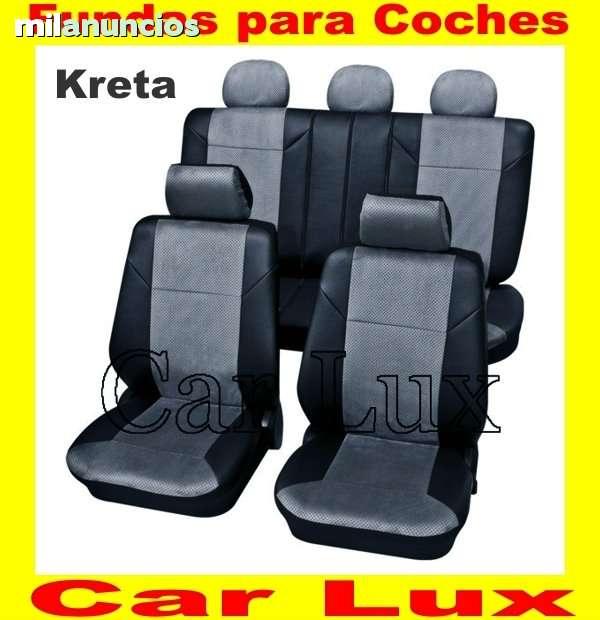 Fundas para asientos gris delantero ele VW Caddy