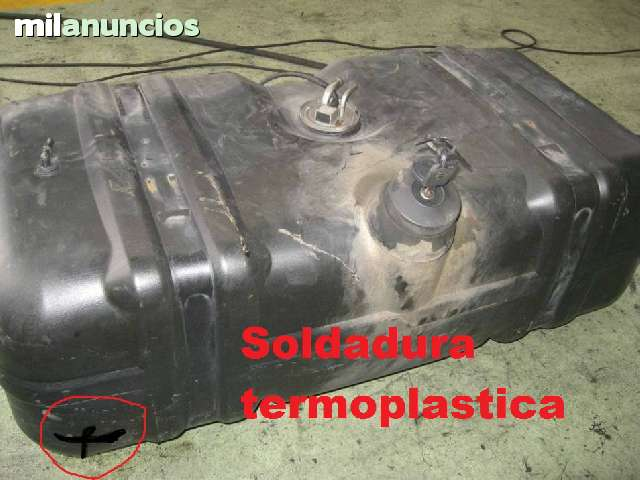 SOLDADURA DE PLASTICO,  TERMOPLASTICA .  - foto 5