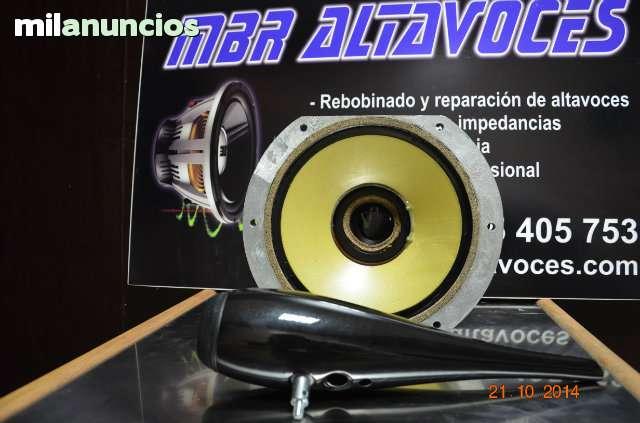 REPARACION DE ALTAVOCES - foto 2