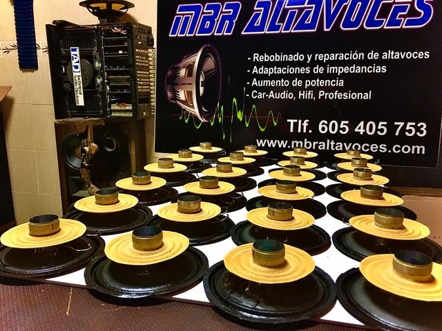 REPARACION DE ALTAVOCES - foto 6