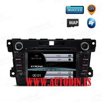 RADIO GPS MAZDA CX-7  07-12 - foto 1
