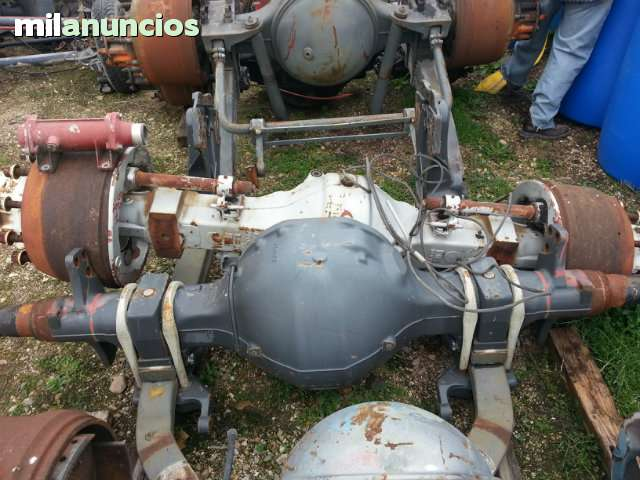 GRUPOS DE CAMIONES - foto 1