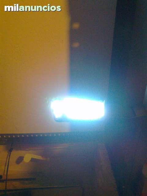 LAMPARA LED  RECARGABLE NUEVA - foto 3