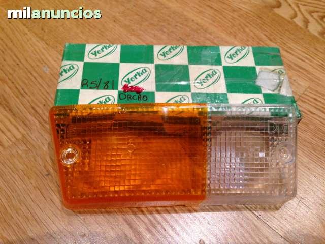 TULIPA DELANTERA DERECHA RENAULT 5 - foto 1