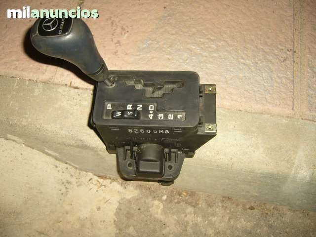 POMO PALANCA CAMBIOS MERCEDES W-210 - foto 1