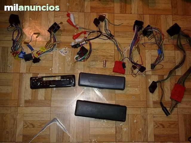 CABLES ISO AUTORRADIOS Y ACCESORIOS - foto 1