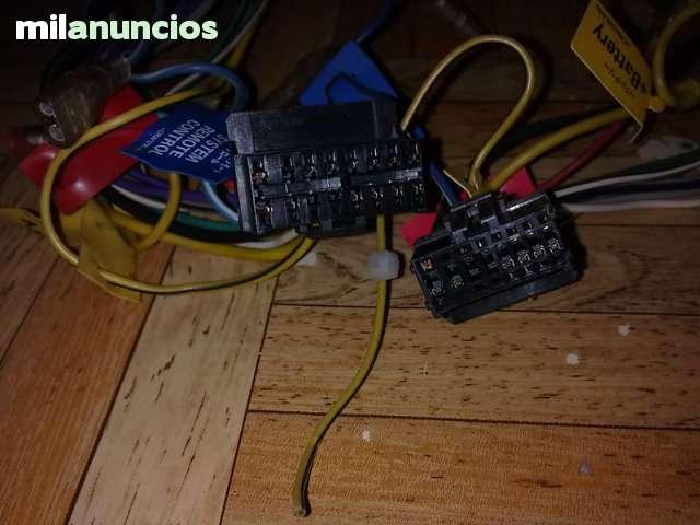 CABLES ISO AUTORRADIOS Y ACCESORIOS - foto 2