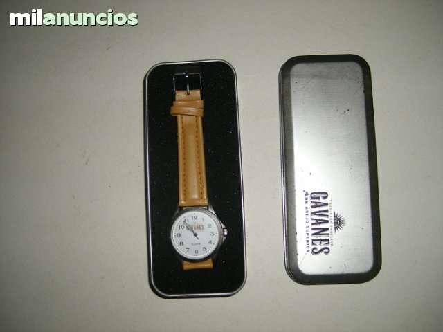 Reloj Gavanes