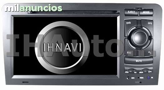 RADIO GPS BLUETOOTH DVD AUDI A3 8P - foto 1