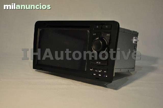 RADIO GPS BLUETOOTH DVD AUDI A3 8P - foto 2