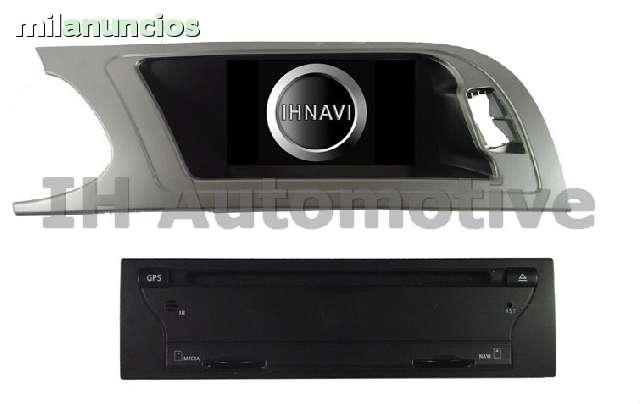 RADIO PANTALLA NAVEGADOR GPS A4 B8 A5 Q5 - foto 1