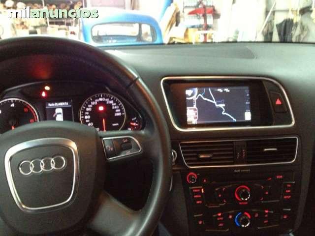 RADIO PANTALLA NAVEGADOR GPS A4 B8 A5 Q5 - foto 4
