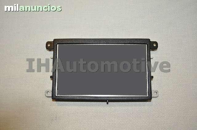 RADIO PANTALLA NAVEGADOR GPS A4 B8 A5 Q5 - foto 3
