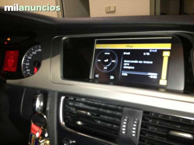 RADIO PANTALLA NAVEGADOR GPS A4 B8 A5 Q5 - foto 5