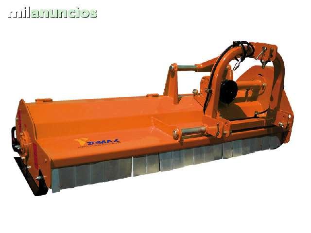 DESBROZADORA TRACTOR - T 160 REVERS ZOMAX - foto 1