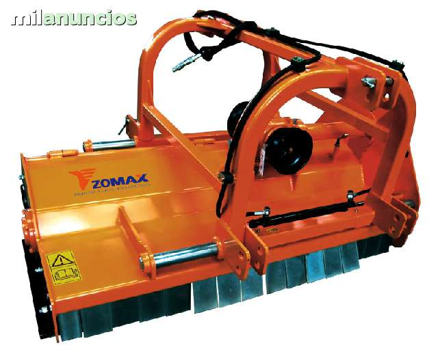 DESBROZADORA TRACTOR - T 160 REVERS ZOMAX - foto 2