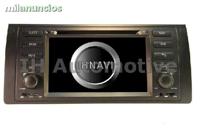 RADIO NAVEGADOR BMW E39 X5 E53 - foto 1