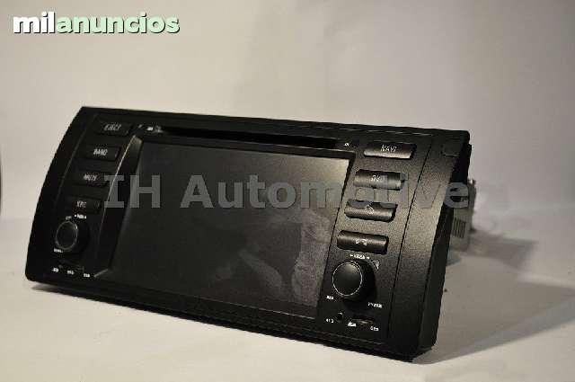 RADIO NAVEGADOR BMW E39 X5 E53 - foto 4