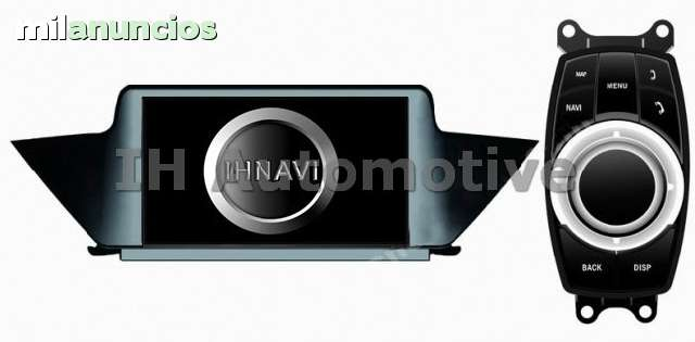 RADIO GPS BLUETOOTH DVD BMW X 1 - foto 1