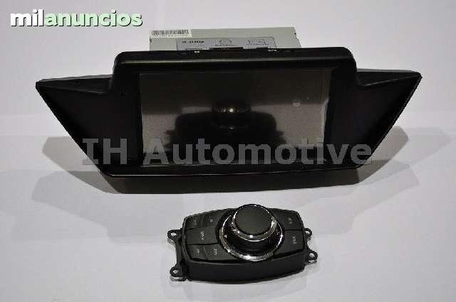 RADIO GPS BLUETOOTH DVD BMW X 1 - foto 2