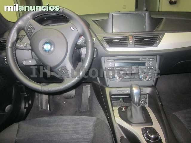 RADIO GPS BLUETOOTH DVD BMW X 1 - foto 4