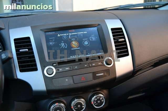 SISTEMA DE NAVEGACION GPS DVD C CROSSER - foto 4