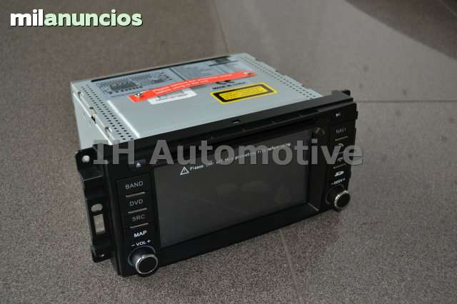 NAVEGADOR CHRYSLER JEEP DODGE ANDROID - foto 2
