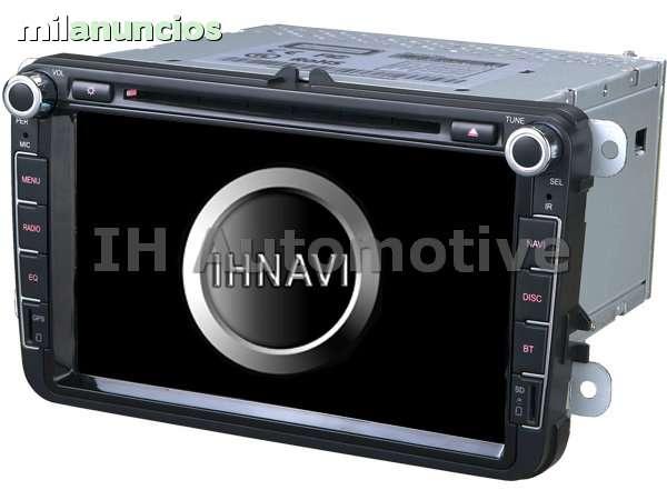 RADIO NAVEGADOR GPS VOLKSWAGEN SEAT 8 - foto 1