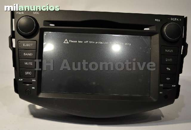 NAVEGADOR GPS DVD TOYOTA RAV4 ANDROID - foto 2