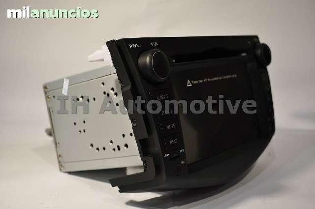 NAVEGADOR GPS DVD TOYOTA RAV4 ANDROID - foto 4